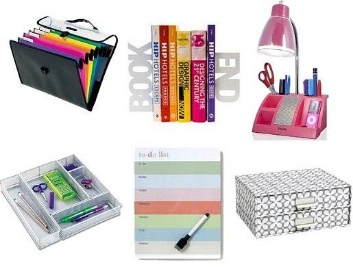 Desk-Organization