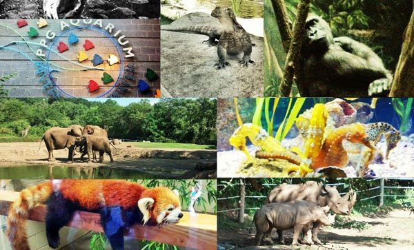 PA zoos  and Aquariums